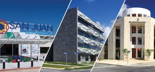 Centros comerciales y administrativos del este / Edificio Belanova
