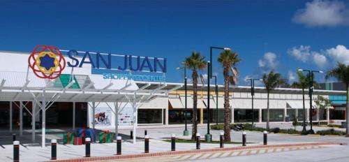 Centros comerciales y administrativos del este /San Juan Shopping Center