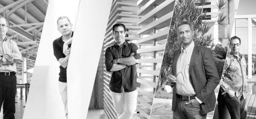 25 estudios, 75 obras de arquitectura dominicana. Parte VI