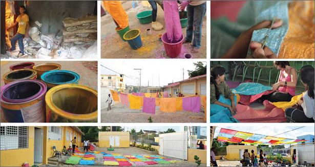 Inteligencia Colectiva: Santo Domingo, Zoohaus, CCESD, Unibe