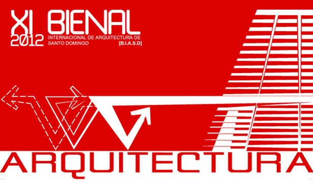 XI BIENAL INTERNACIONAL DE ARQUITECTURA DE SANTO DOMINGO