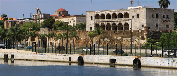 Programa de Fomento del Turismo, Ciudad Colonial, Santo Domingo