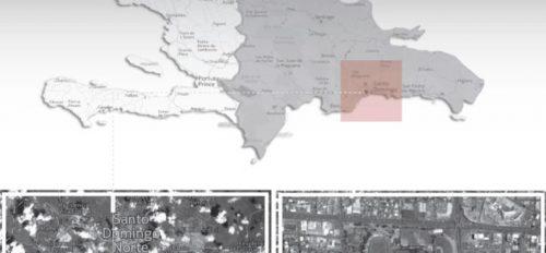 Localización y ubicación del caso de estudio.
