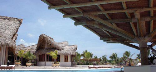 Cap Cana. Arquitectura tropical.