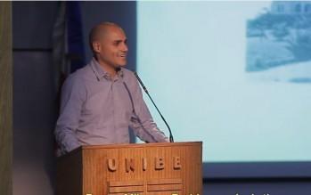 """FHS 2014: Alex Martínez: """"Campus Sostenibles"""". Foro Hispaniola de Sostenibilidad"""