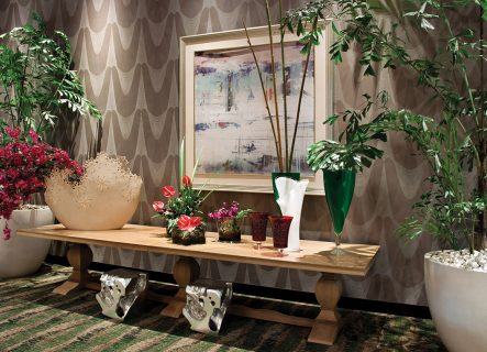 Mesa Parson del Hotel Embassy Suites by Hilton