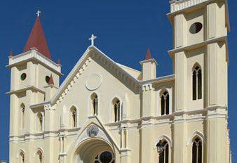 Restauración y puesta en valor de la iglesia de Nuestra Señora del Rosario de Moca