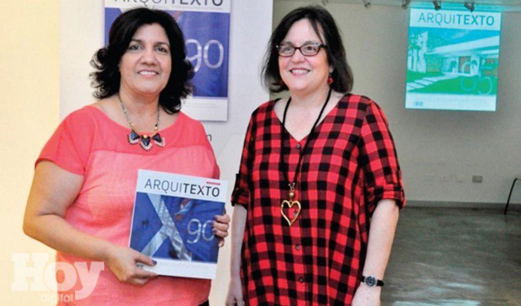 Carmen Ortega y Lourdes Periche