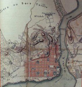 Plano de 1805