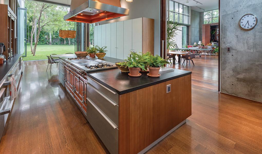 La cocina: de área de servicio a espacio integral-Arquitexto