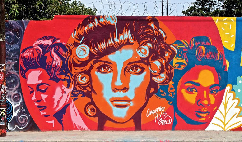 Arte Urbano A Escala Territorial