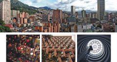 postales- espacios-Bogotá-Medellín