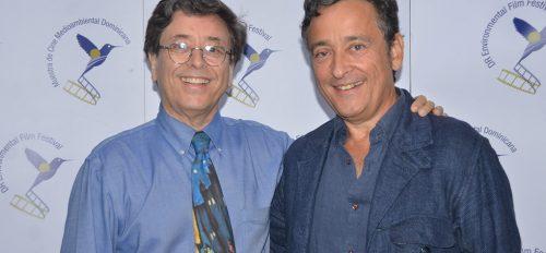 Ruben Abruna y Fernando Abruna
